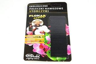 Ekologiczne pałeczki nawozowe Plonar Active do storczyków, 30szt