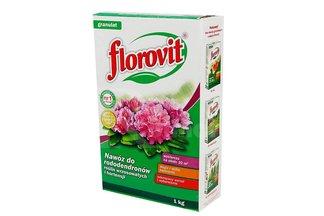 Florovit nawóz do rododendronów, roślin wrzosowatych i hortensji 1kg karton