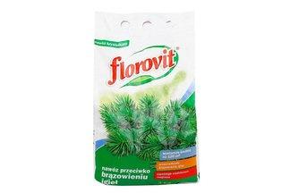 Florovit nawóz przeciwko brązowieniu igieł 3kg
