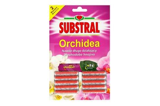 Nawóz do orchidei - pałeczki Substral (10 szt.)