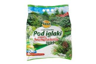 Nawóz przeciw brunatnieniu igieł Planta 3kg folia