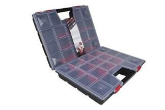 """Organizer narzędziowy walizkowy NOR 20 DUO podwójny"""""""