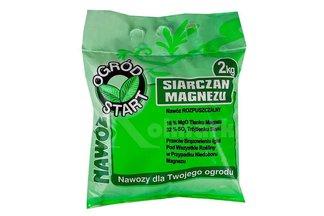 Siarczan magnezu nawozowy Ogród Start 2kg