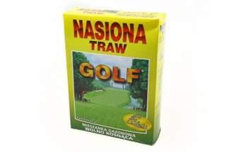 Trawa Golf  0,9 kg firmy Kalnas – wolnorosnąca, odporna na deptanie