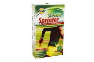 Trawa Green Sprinter 0,5 kg – trawa szybkorosnąca, szybki efekt zielonego trawnika firmy Planta