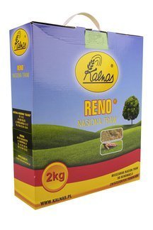 Trawa Reno 2 kg firmy Kalnas – do renowacji trawników