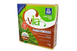 Vila Yara nawóz do roślin iglastych SUPER SCANDIC 1kg