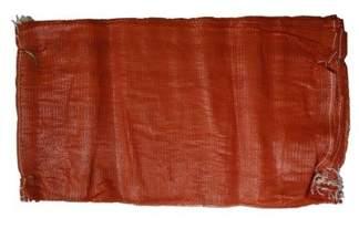 Worek ażurowy pomarańczowy bez zaciągacza 50kg, 60x110cm (1000 szt.)