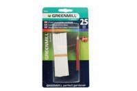 Etykiety plastikowe do podpisywania roślin 25szt. + ołówek Greenmill GR5021