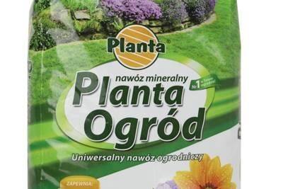 Nawóz mineralny uniwersalny Planta-Ogród 10kg PLANTA