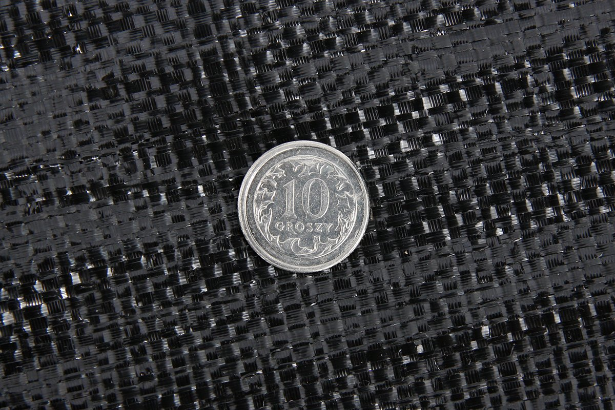 Polska agrotkanina czarna 0,4x150m (94g)
