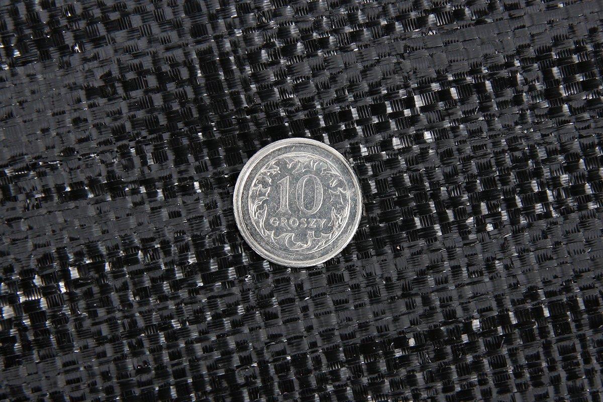 Polska agrotkanina czarna 0,6x100m (94g)