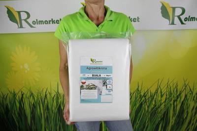 Polska agrowłóknina zimowa biała 3,2x20m (50g)