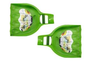 Zgarniacz, grabie do liści i skoszonej trawy oliwka IGLIS1-370U komplet 2 szt