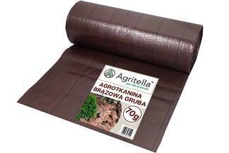 Agrotkanina brązowa Agritella 3,2x50m 70g