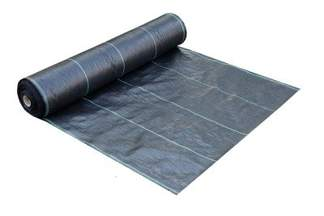 Agrotkanina czarna 4x50m (70g)