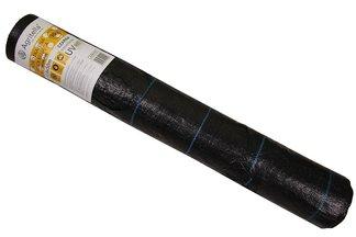 Agrotkanina czarna z otworami Agritella na metry, szerokość 0,8 m 90 g