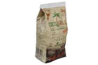 Brykiet z orzecha kokosowego CocoGrill do grilla 3kg
