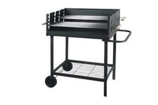 Duży grill prostokątny dla profesjonalistów Mastergrill MG648