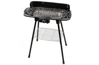 Grill elektryczny 2w1 ogrodowy i stołowy Mastergrill  MG401