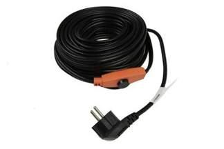 Kabel grzewczy 12m z energooszczędnym termostatem 192 W