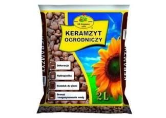 Keramzyt ogrodniczy 8-16 mm KiK Krajewscy 15L