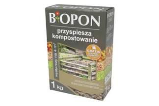 Komposter przyspiesza kompostowanie Biopon Bros 1kg