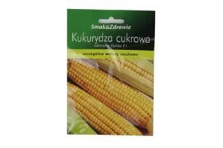 Kukurydza cukrowa słodka Golda F1 Smak&Zdrowie