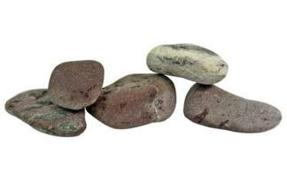 Lawendowy kamień ozdobny do biokominka 1,5kg