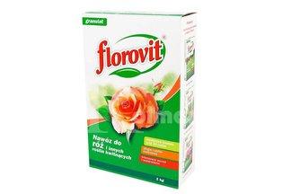 Nawóz do róż i innych roślin kwitnących Florovit 1kg