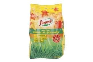 Nawóz jesienny Florovit do trawy 3kg