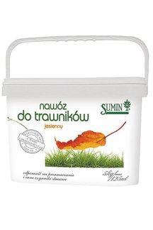 Nawóz jesienny do trawników Sumin 5kg wiaderko