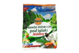 Nawóz mineralny pod iglaki jesienny Planta 3kg
