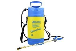 Opryskiwacz ciśnieniowy  z manometrem 5 litrów