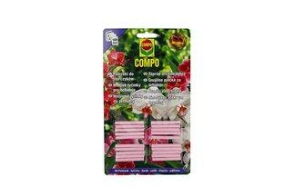 Pałeczki nawozowe do storczyków, długo działające Compo 20 pałeczek