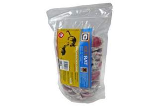 Pasta do zwalczania szczurów i myszy Extrat Bromadiolone 1000g