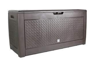 Pojemnik ogrodowy BOXE MATUBA kolor UMBRA MBM310-S433, skrzynia 60x119x48cm