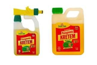 Pożegnanie z kretem Zielony Dom - (konewka) 950ml + uzupełnienie 950 ml
