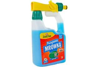 Pożegnanie z mrówką Zielony Dom – środek zwalczający mrówki 950 ml