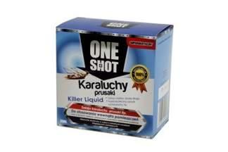 Profesjonalny preparat na karaluchy 30 ml
