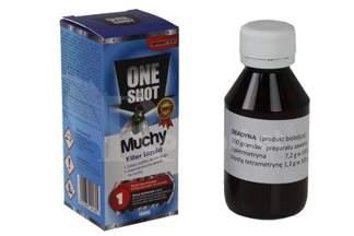 Profesjonalny środek na muchy 100 ml