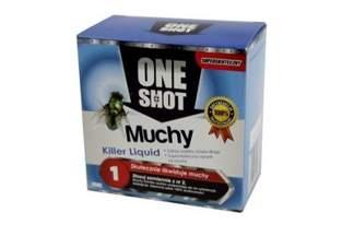 Profesjonalny środek na muchy 30 ml