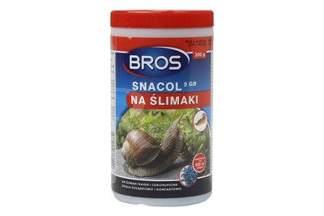 Snacol - trutka na ślimaki, preparat BROS 200g