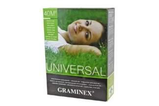 Trawa Graminex Universal 1 kg -wysokiej jakości mieszanka traw uniwersalnych