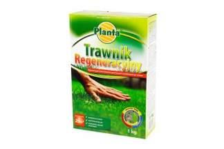 Trawnik regeneracyjny z nawozem (nasiona traw + nawóz ) 1kg