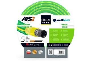 """Wąż ogrodowy nie skręcający się Green ATS2 3/4"""" 50m 15-121 Cellfast"""