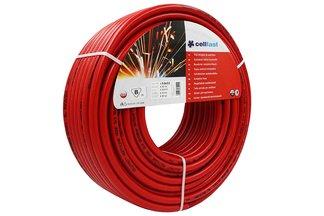 Wąż spawalniczy do acetylenu 9,0x3,0mm 50m Cellfast