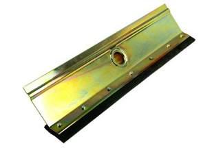 Wytrzymała, metalowa ściągaczka do wody, prosta 55 cm