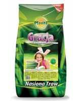 Trawa Gracja 5 kg – trawa niskorosnąca o szlachetnej, zielonej barwie