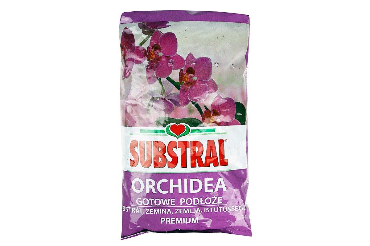 Podłoże Do Orchidei Storczyk 243 W Premium 3l Substral